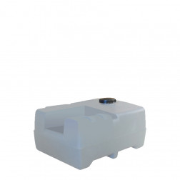 EF: XPRESS Diesel Tank 200lt Low Profile - Tank Only