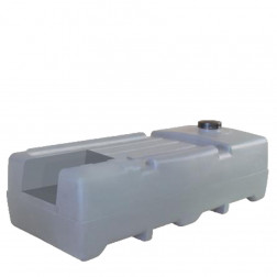 EFG:  XPRESS Diesel Tank 400lt Low Profile - Tank Only