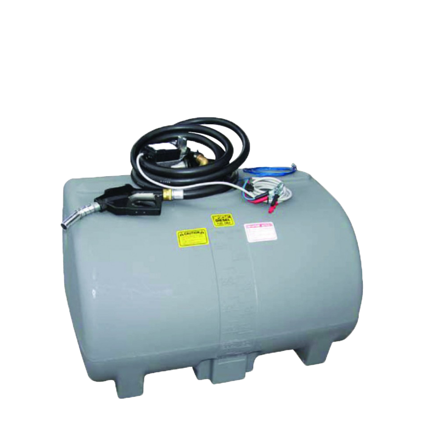 J: Promax Diesel Tank 1500 lt Unit - with 60 LPM 12V Pump