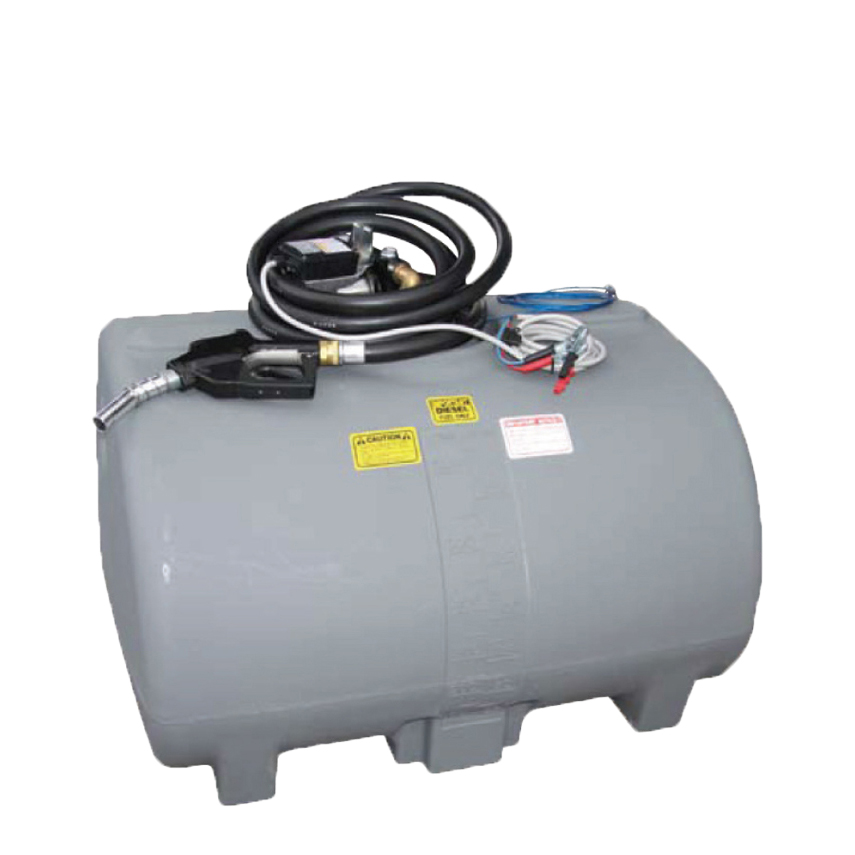 F: Promax Diesel Tank 800 lt Unit - with 60 LPM 12V Pump