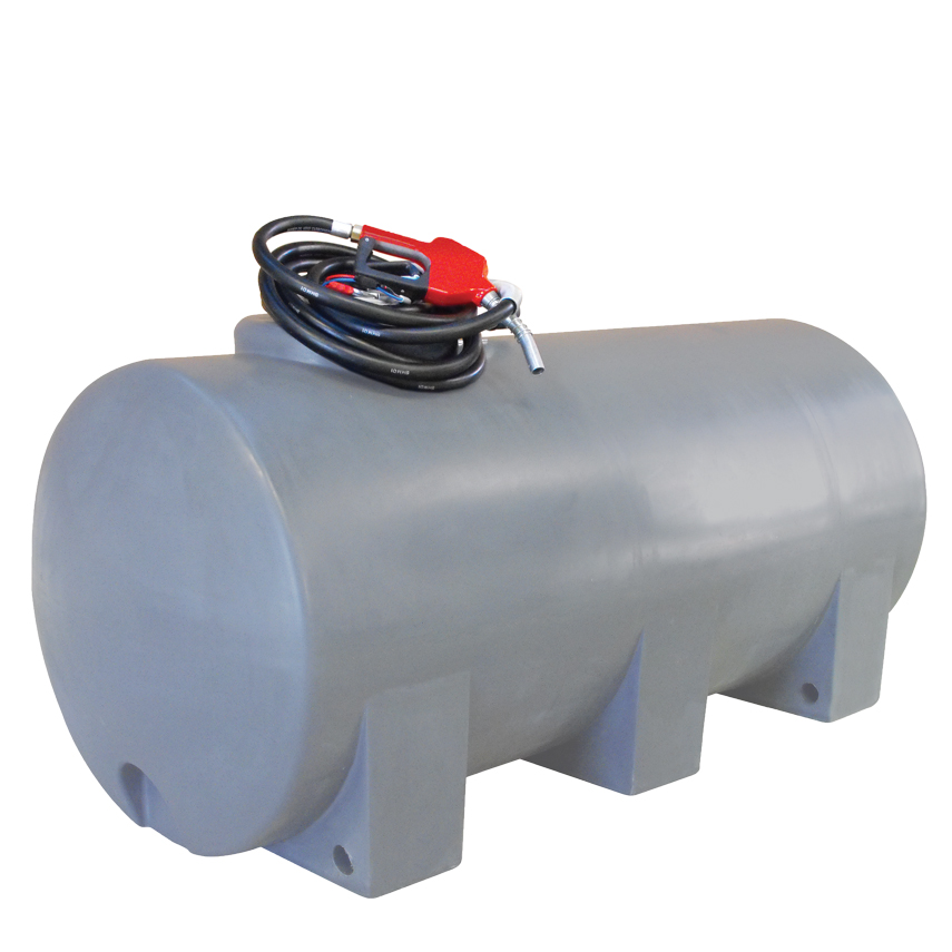 XPRESS Diesel Storage Tank 900L with 40 LPM Pump