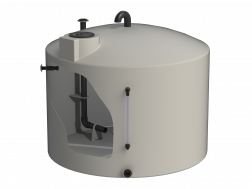 Liquid Process Tanks