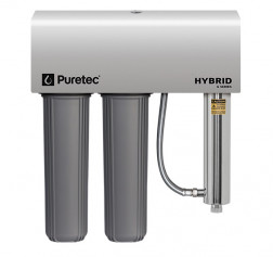 A: Promax Water Filter & UV 130Lpm