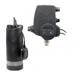Promax Submersible Pump Kit 60Lpm & Water Switch