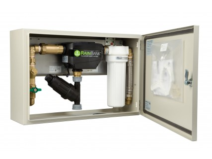 Promax Submersible Pump Water Switch & Cabinet