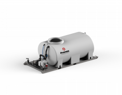 3000L Slip-On Dust Suppression Unit