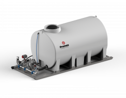 8000L Slip-On Dust Suppression Unit