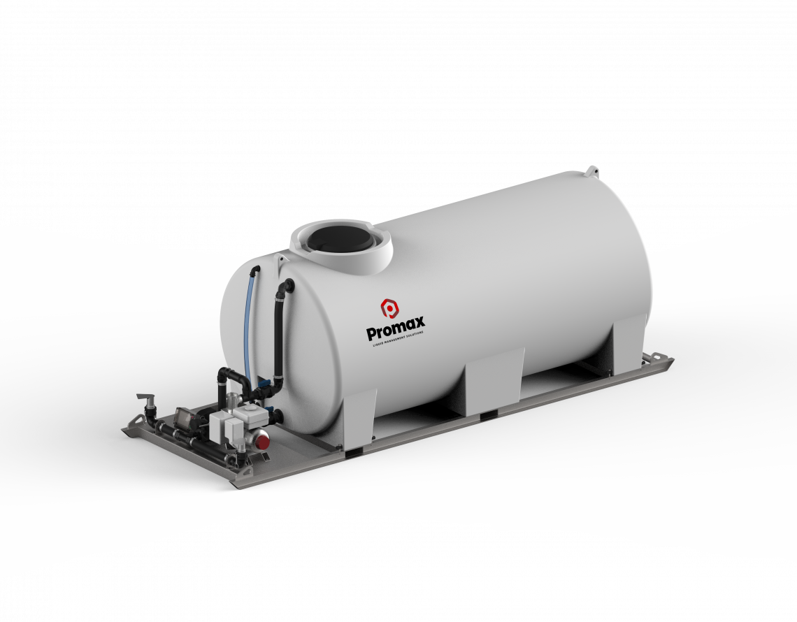 3400L Slip-On Dust Suppression Unit
