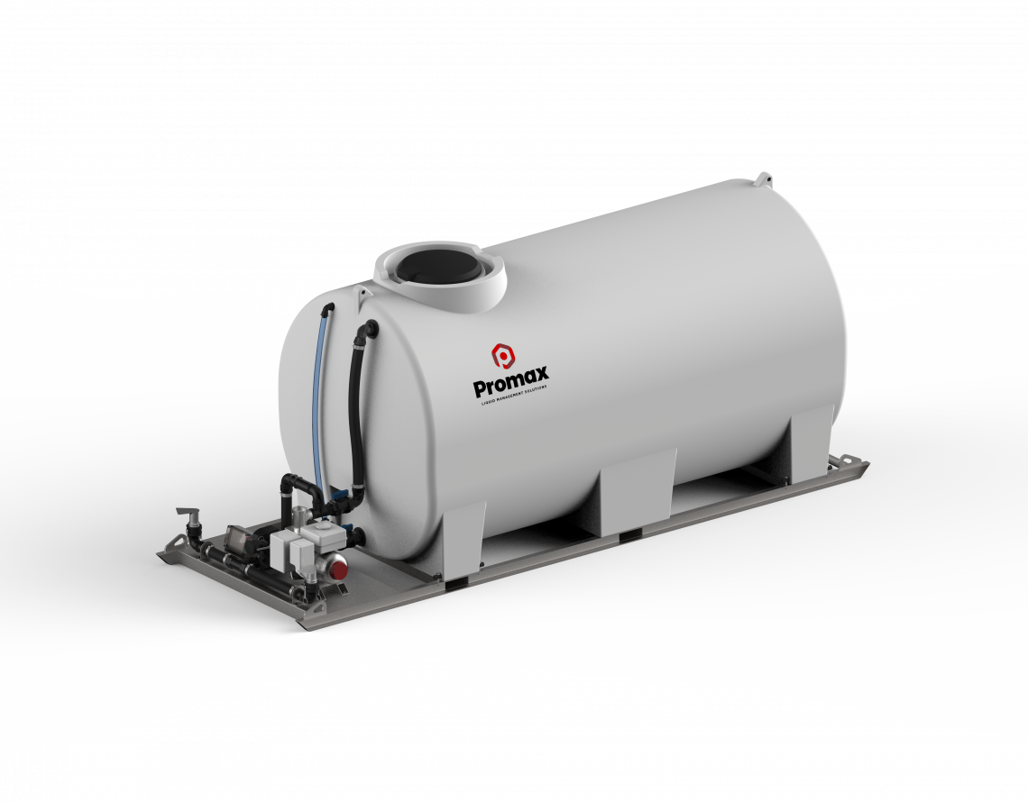 4400L Slip-On Dust Suppression Unit