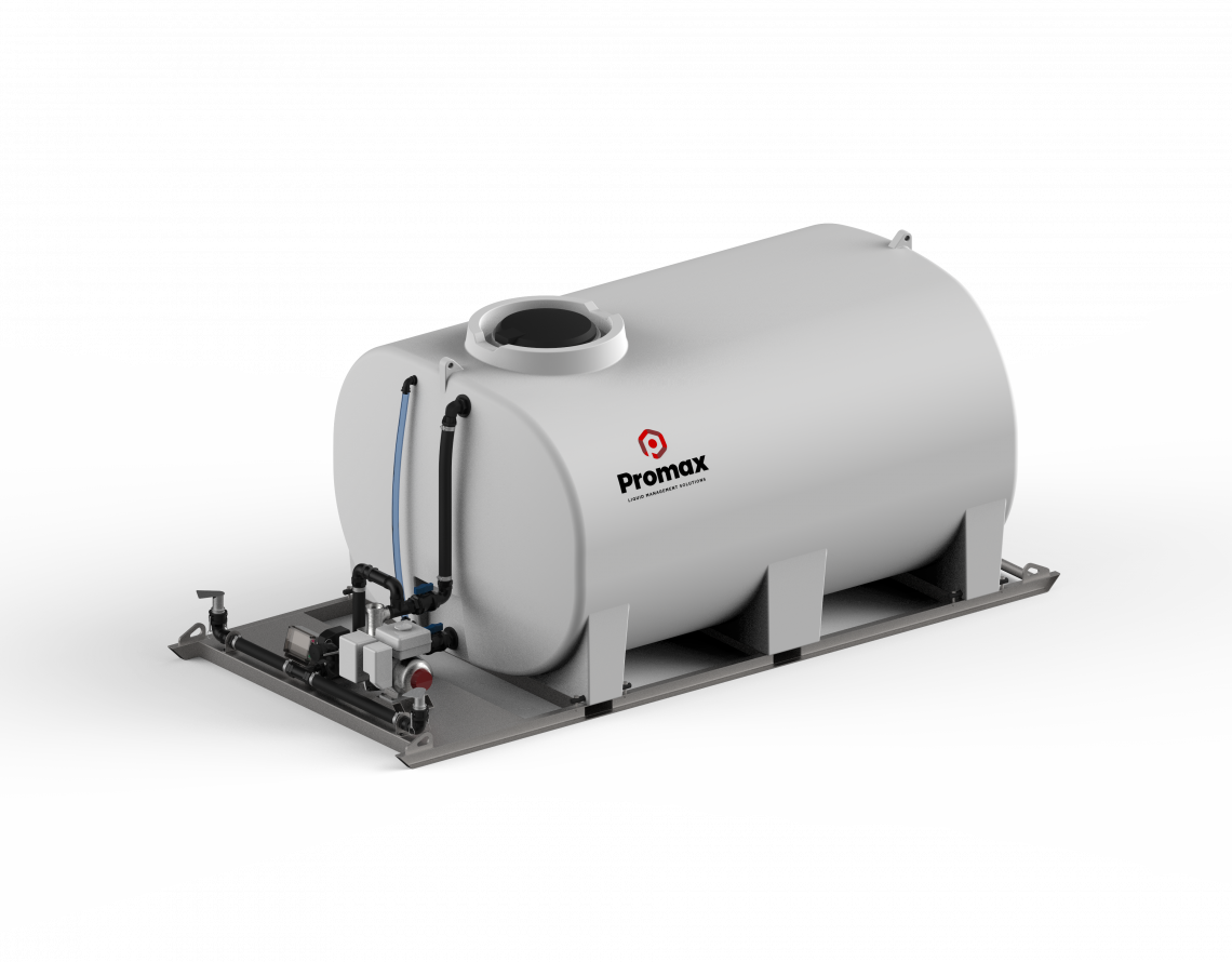 6000L Slip-On Dust Suppression Unit