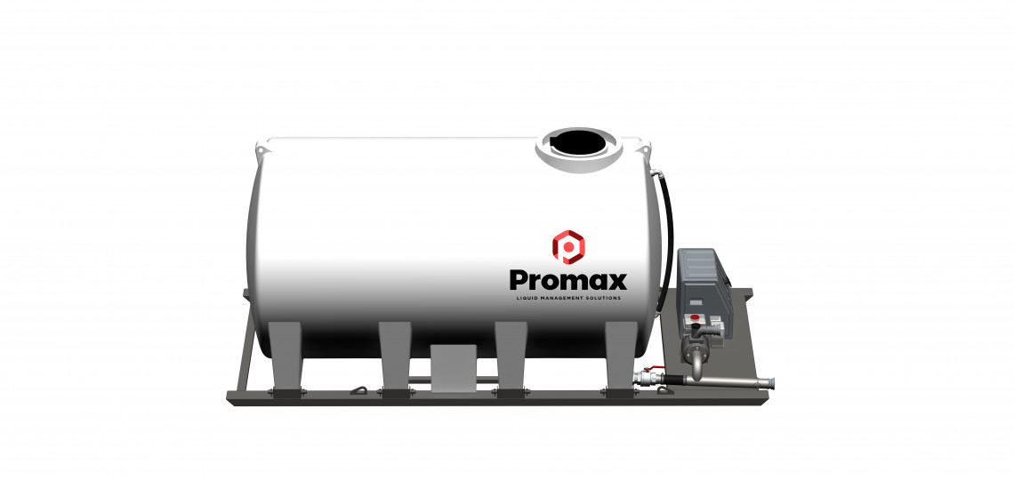 10000L Promax Water Delivery Unit