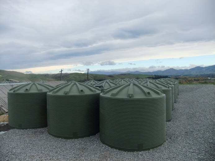 Waiau Community Water Supply